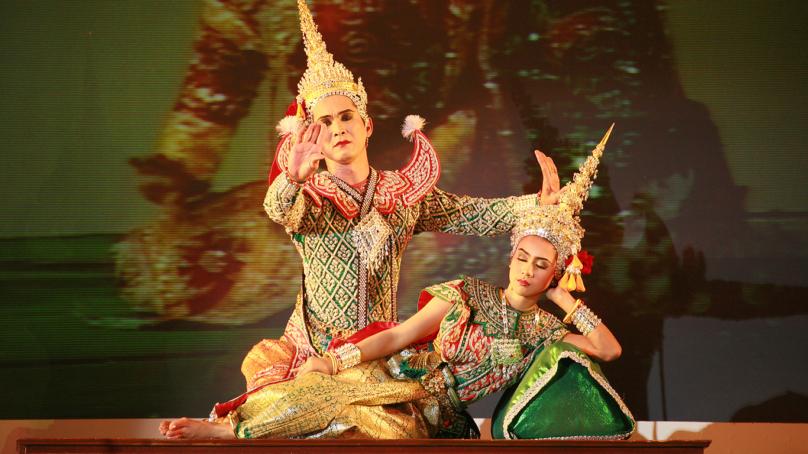 タイの文化と芸術に触れるプラナコーン