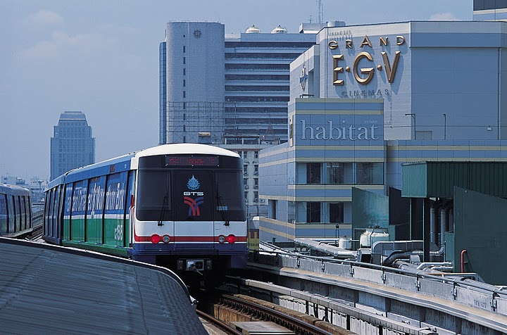 タイの鉄道