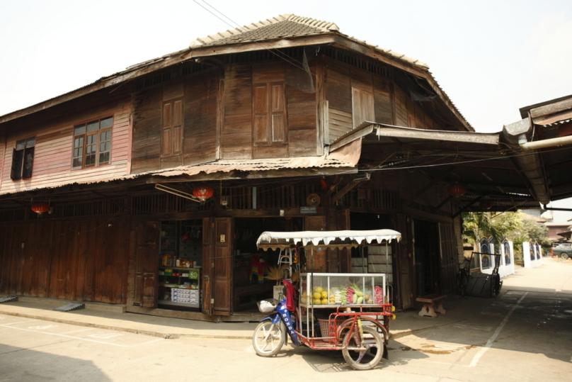 バーンルアン市場
