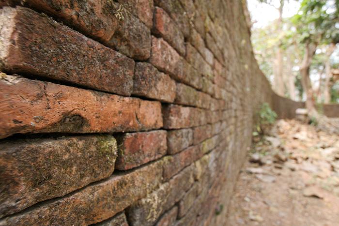 古都チェンセーンの遺跡