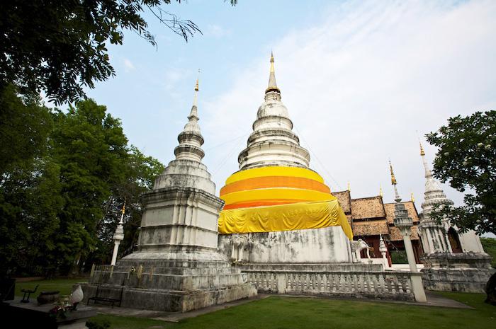 古都の寺院