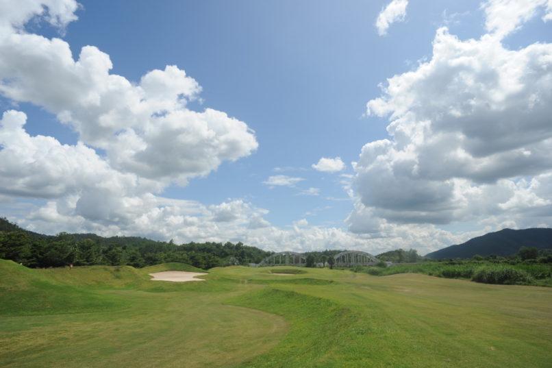 チェンマイのゴルフ場