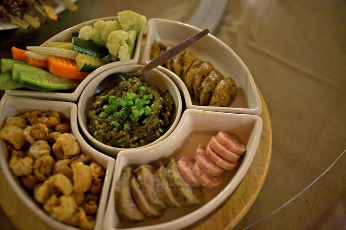 タイ北部料理
