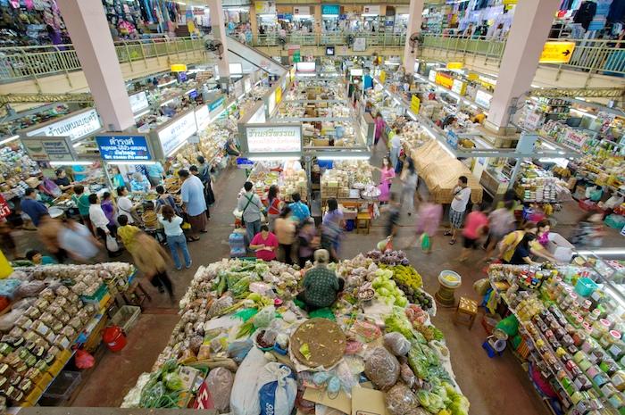 ワローロット市場 | 【公式】タイ国政府観光庁