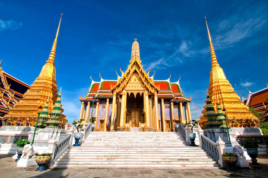 ワット・プラ・ケオ(エメラルド寺院)   【公式】タイ国政府観光庁